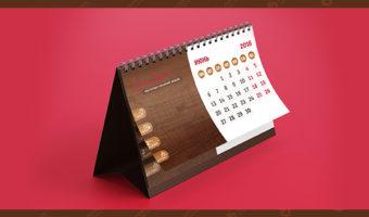 Календарь настольный перекидной — Едим Дома