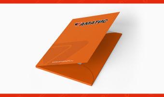 Фирменные папки — Аматис