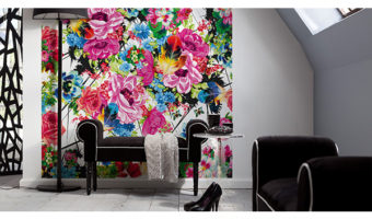 Фотообои бумажные — Цветы