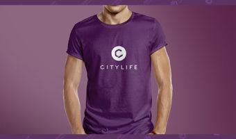 Футболка — City Life