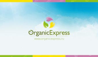 Логотип — OrganicExpress