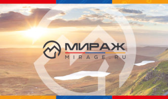 Логотип — Мираж
