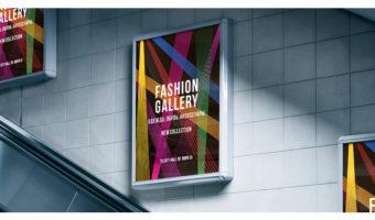 Световой короб — Fashion Gallery